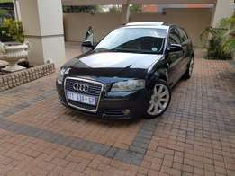 2007 A3 2.0T full service history from dealer