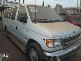 Ford E250 Tokumbo with seat and AC N2.6m