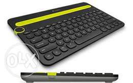 Logitech k480 mult device Bluetooth keyboard