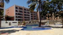 EXQUISITE 2 bedroom fully furnished beach side apartment