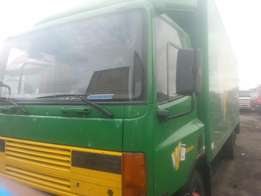Tincan cleared tokunbo daf truck 15 tons