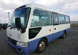 Toyota Coaster 4000cc Diesel Manual 26 Seater