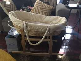 infant baby cot