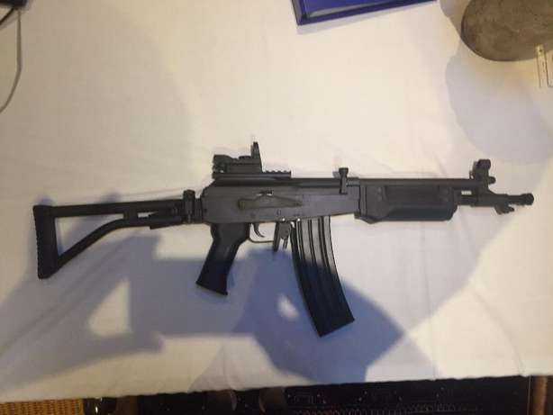 King Arms R5 Galil Airsoft rifle Brooklyn - image 4