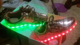 Shanzis led shoes,