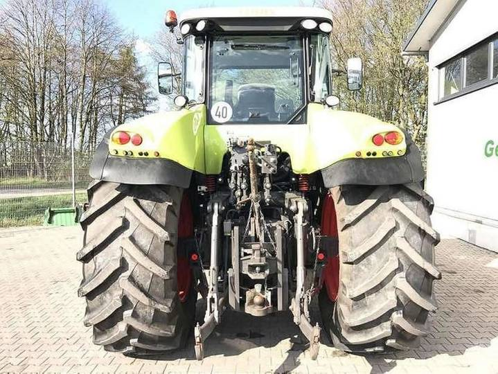 Claas axion 810 - 2013 - image 8