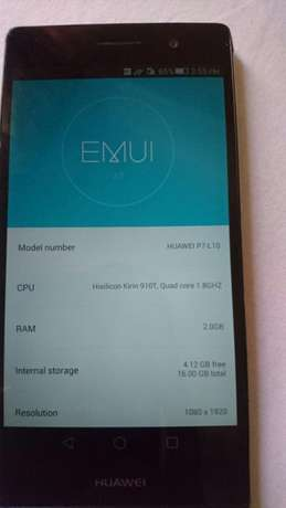 Original clean Huawei p7 black in colour Eastleigh North - image 7