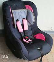 Baby Go, baby car chair. 0 to 18kg.