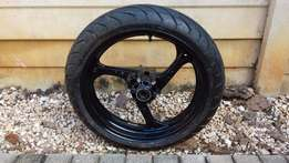 Honda CBR 1000 '06 / '07 Front RIM and tyre FOR SALE