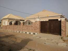 A 3 bedroom bungalow for sale in Lugbe