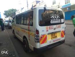 Toyota Hiace 2009 on quick Sale