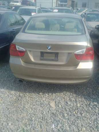 Bmw 3series 2007 Ikeja - image 2