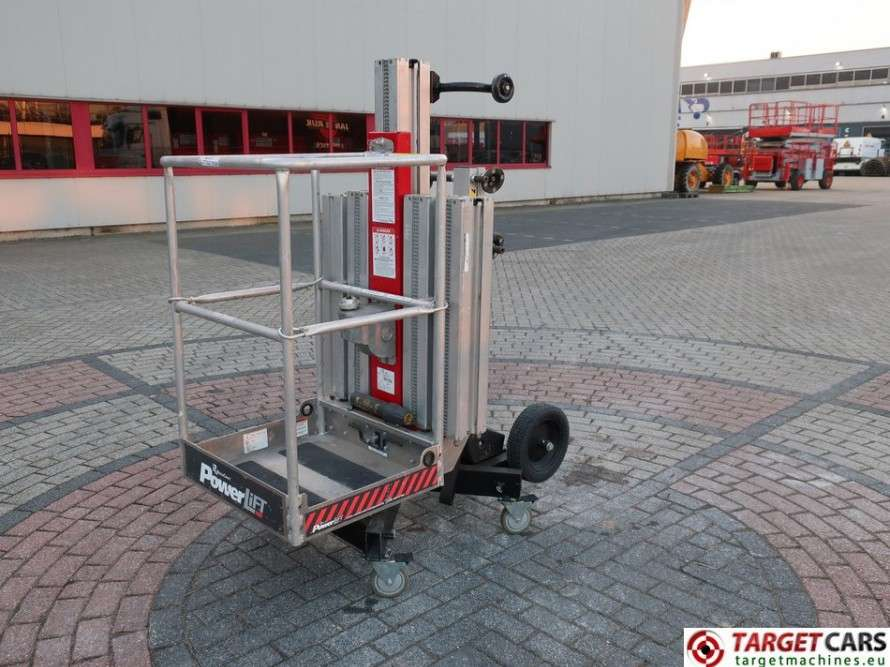 Reechcraft  PowerLift PL50 Vertical Mast Work Lift 619cm - 2013