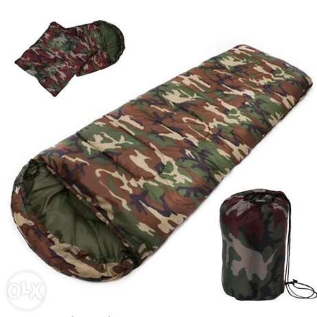 camouflage sleeping bags 35000LL