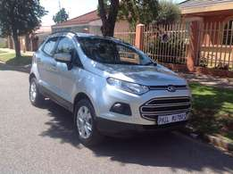 2013 Ford Ecosport 1.5 TDCI, diesel, mileage 82000 for sale