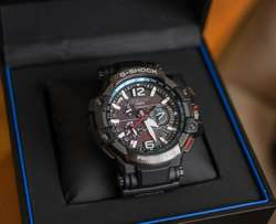 Casio GravityMaster watch