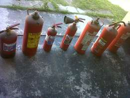 7 Fire Extinguishers For Sale