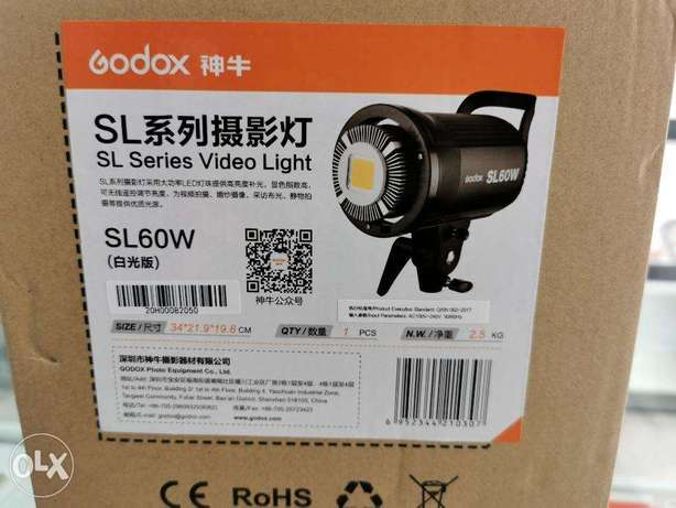 Godox SL60W Professional Studio Light