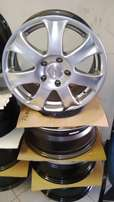 Brand New Set Of 16 Inch Mags That Can Fitt On Toyota prof / corolla