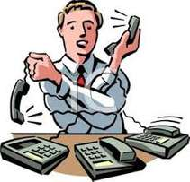 Young Male Receptionist Required
