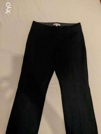 Banana Republic formal black trousers
