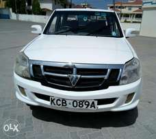 Foton Double Cab Pickup, Very Clean