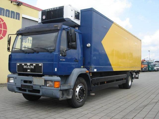 MAN L88 18.284 LLC 4x2 18.284 L Kühlkoffer/Lbw, Carrier