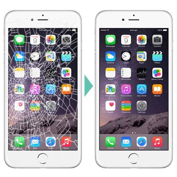 замена стекла iphone 6 олх