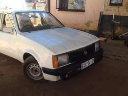 Opel Kadett 1.6 Project