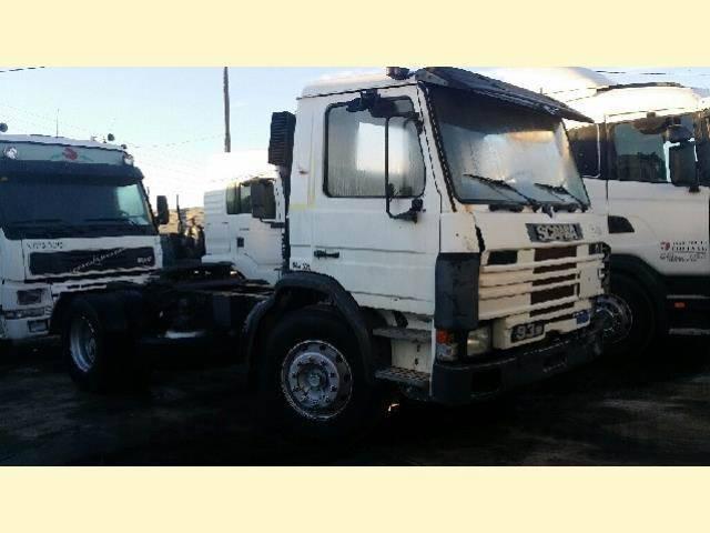 Scania P93 - 1989