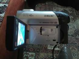 sony carl zeiss vario-tessar optical 12x. Video camera.SALE!