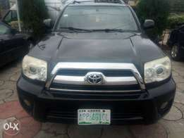 9 months used toyota 4runner 08 tincan cleared buy n travel