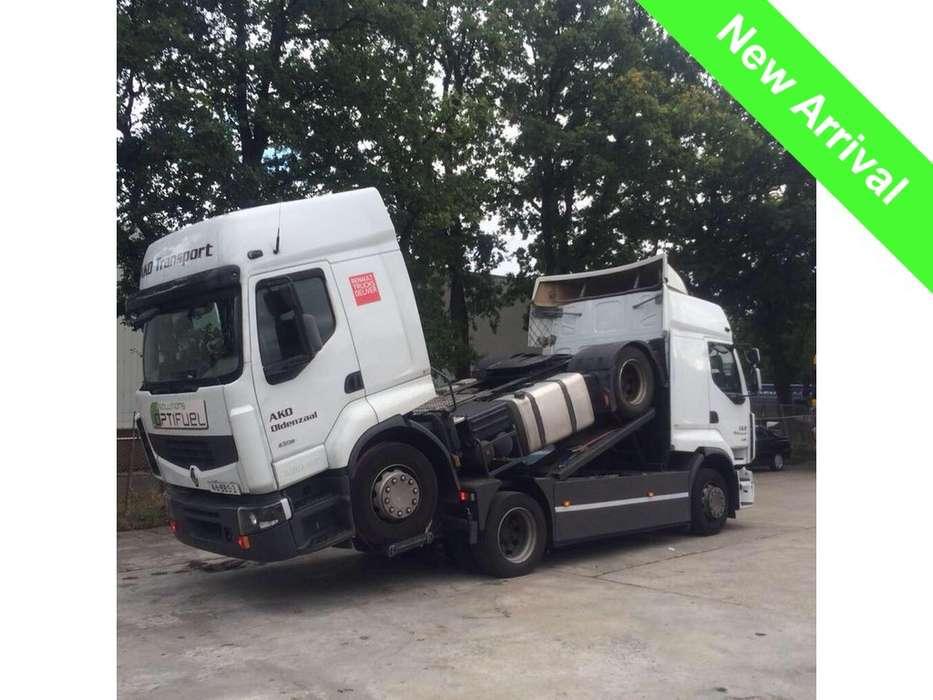 Renault PREMIUM 430 EEV Trucktransporter - 2013 - image 22