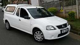 Nissan NP200 1.6i...Neat all round!