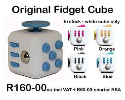 Fidget Cube / Stress Cube - original, Gauteng (courier anywhere in SA)