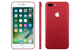 Iphone 7 plus 128gb Red brand new with warranty