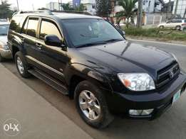 2005 Toyota 4runner Limited Edition Black 3rows Seats