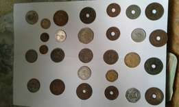 Sale of old& new coins