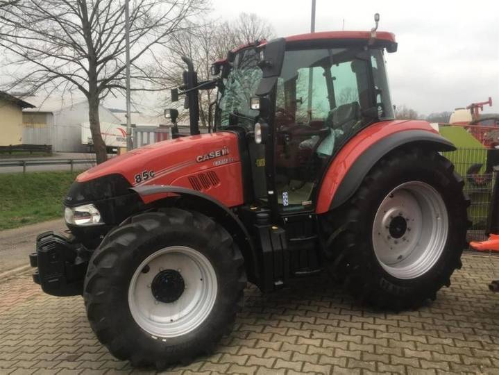 Case IH farmall 85c ps ac - 2019 - image 4
