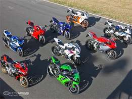 superbikes wanted for cash