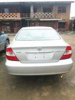 Toyota Camry LE (Accident Free)