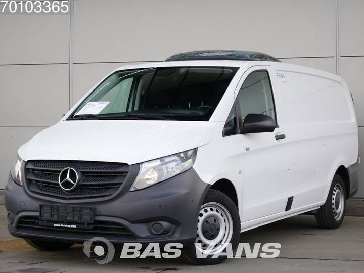 Mercedes-Benz Vito 114 CDI Koelwagen -15C Vries Dag/Nacht Lang L3H1 4m3... - 2016