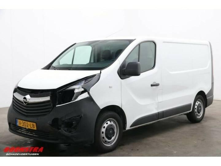 Opel Vivaro 1.6 CDTI Selection Klima Tempo Kasten - 2018