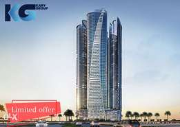 Apartments for sale with pool and wellness center in Dubai Damac Tower