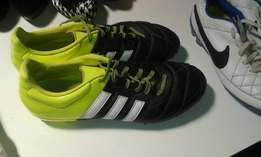 Soccer Boots size 39-43, ex UK