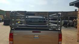 Toyota Supercab cattle rail