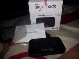 Almost New Spectranet Portable Mifi(Not With SIM)