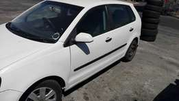 2004 Volkswagen Polo Hatchback