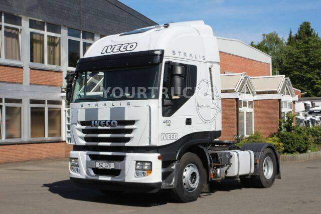 Iveco Stralis AS440 - 2012