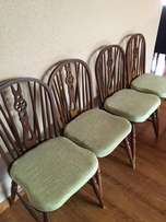 4 Antique Chairs for Sale